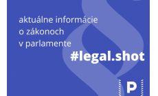 Legislatívne správy: júl vydanie 4.