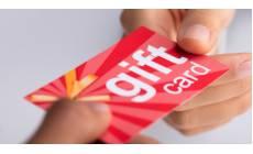 Platobné služby- poskytovanie darčekových kariet