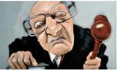 Vulgárna kritika sudcu a uloženie poriadkovej pokuty