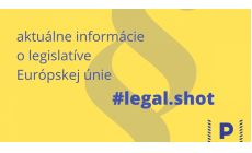 EU legal shot: júl 3. vydanie