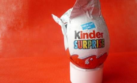 Prečo je Kinder vajíčko v USA zakázané?