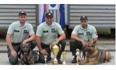 Majstrovstvá Slovenska policajných psov v špeciálnej kynológii
