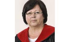 Sudkyňa Ústavného súdu Slovenskej republiky Jana Baricová získala významné ocenenie