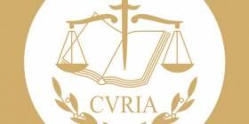 CVRIA- SÚHRN konaní: 18. jún-1. júl 2018